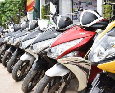 Thuê xe ô tô – xe máy