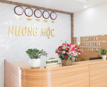Khách sạn Hương Mộc