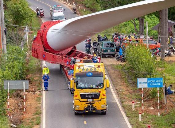 Đà Lạt sắp có khu điện gió triệu đô