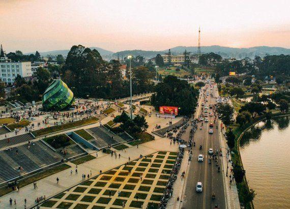 Dự kiến sẽ có một Đường sách tại công viên Xuân Hương Đà Lạt
