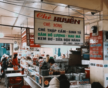 Khám phá khu ẩm thực phong phú tại chợ Đà Lạt